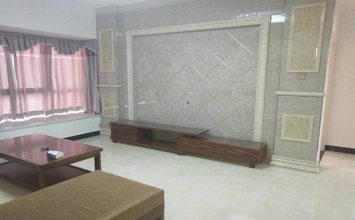 家兴苑现代简约风格客厅背景墙