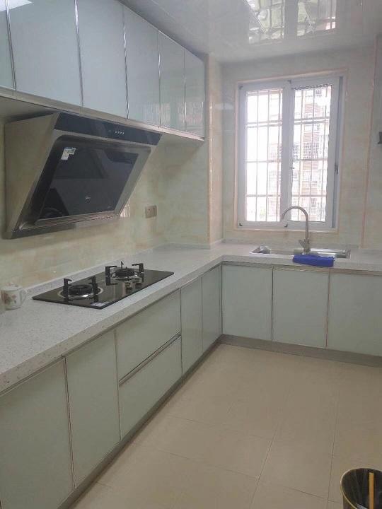 家兴苑现代简约风格厨房效果图