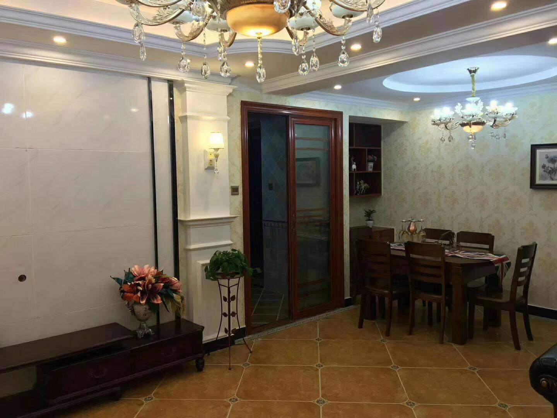 衡阳128平新中式餐厅装修效果图