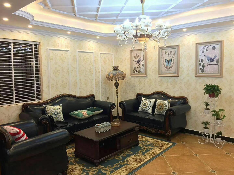衡阳雅士林御苑128平新中式装修风格案例