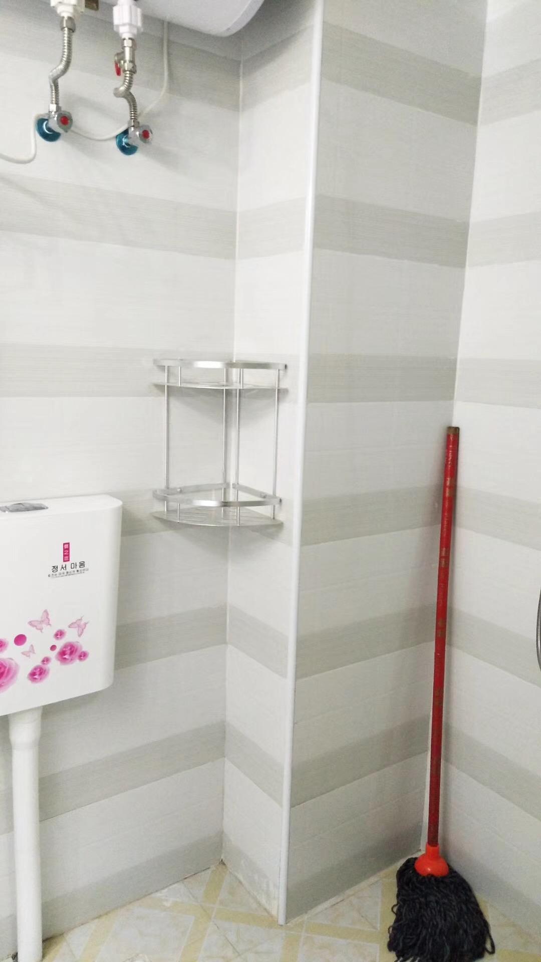 长沙85平米北欧现代卫生间图片