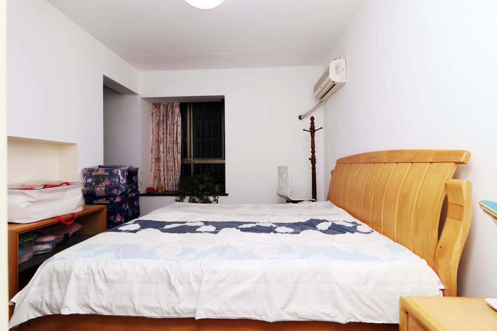 长沙110平米现代简约次卧装修效果图