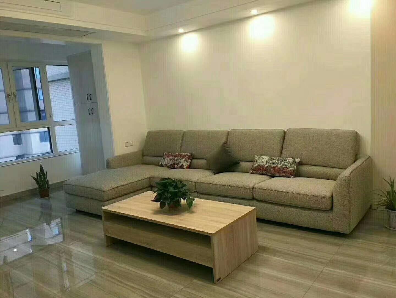 常德80平米现代简约客厅装饰搭配图