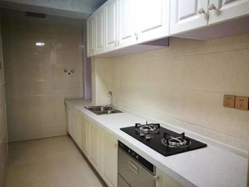 湘潭80平米新中式风格厨房装效果图