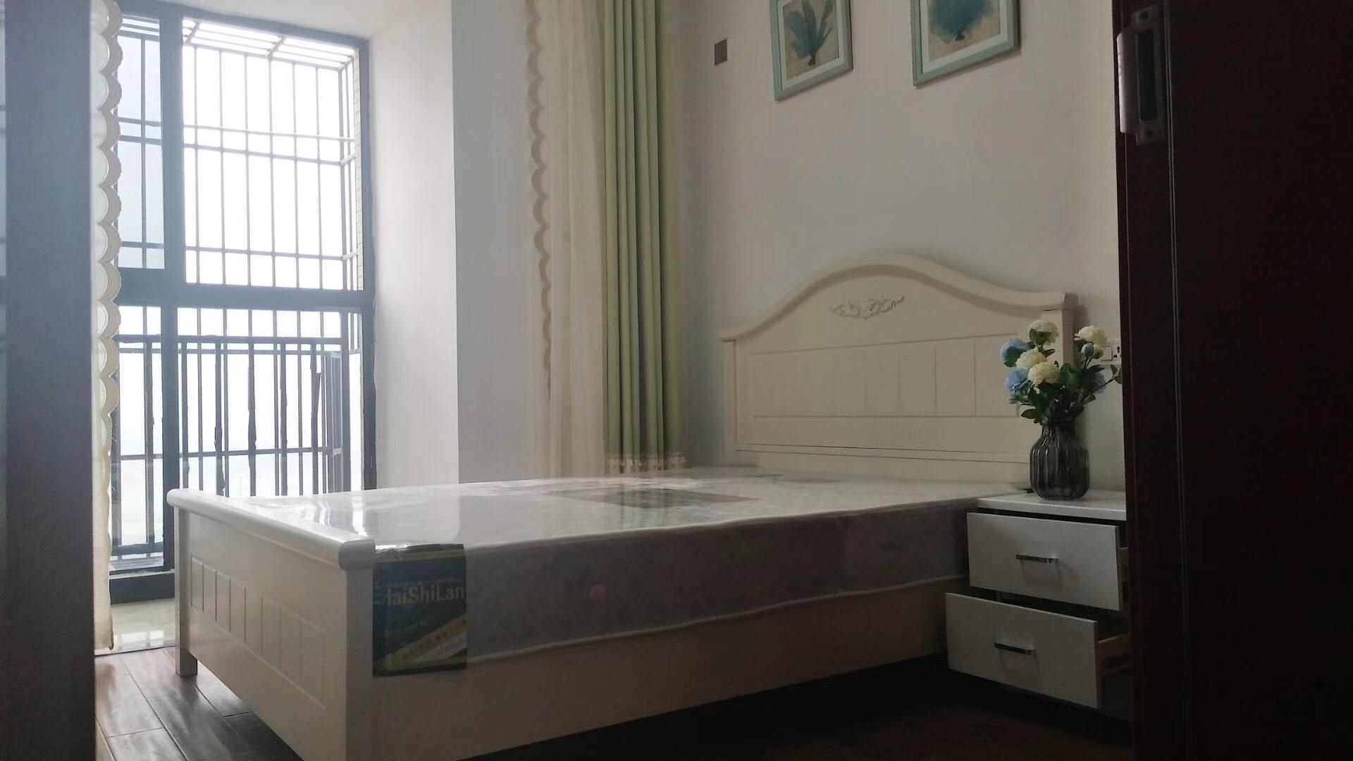 怀化85平米现代简约风格次卧装修效果图