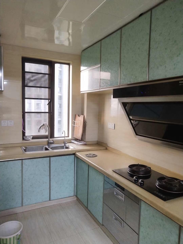 90平米简约北欧风格厨房装修效果图