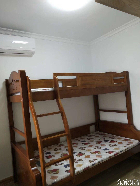 80平米现代简约风格次卧装修效果图