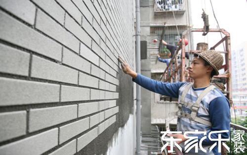 外墙翻新有哪些方法,外墙翻新刷漆施工步骤