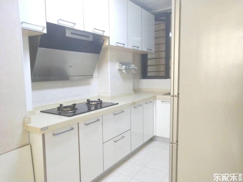 89平米现代简约风格厨房装修效果图