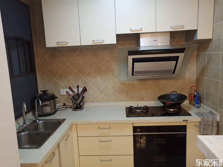 115平米北欧现代风格厨房装修效果图