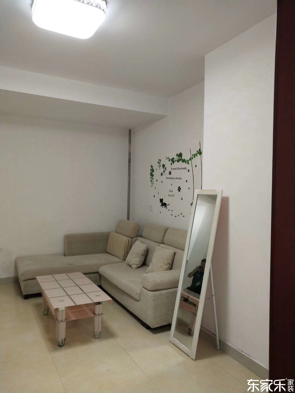 67平米现代简约风格客厅装饰搭配