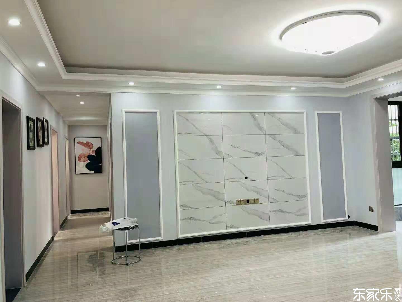 100平米北欧简约风格客厅装修效果图