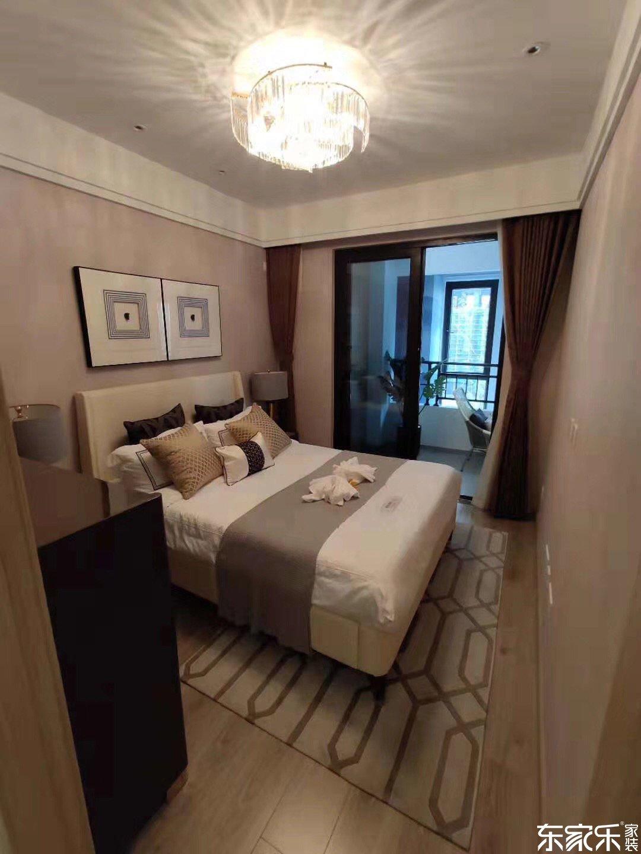 115平米中式风格客房装修效果图