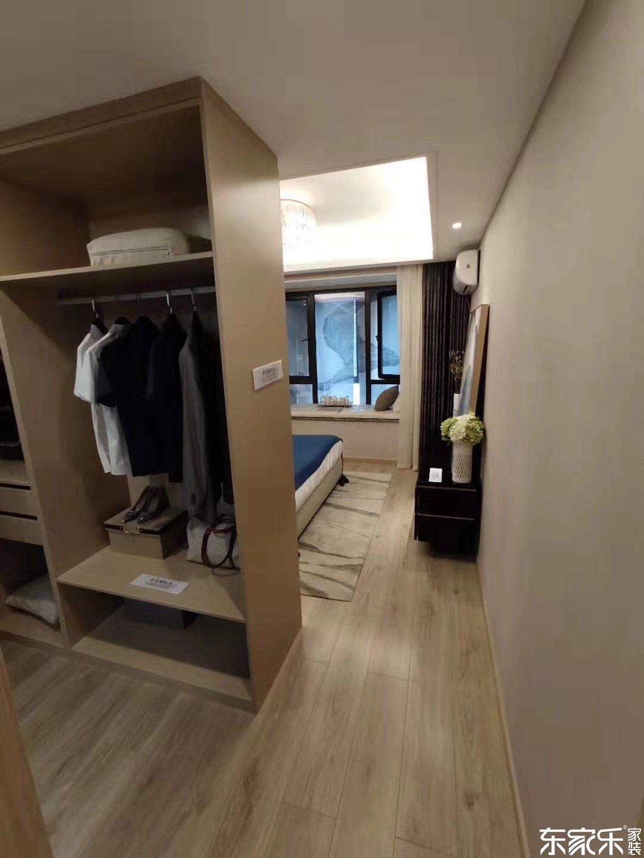 115平米中式风格卧室衣柜展示
