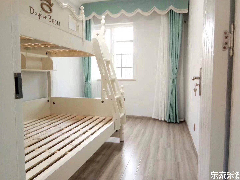 110平北欧现代儿童房装修效果图