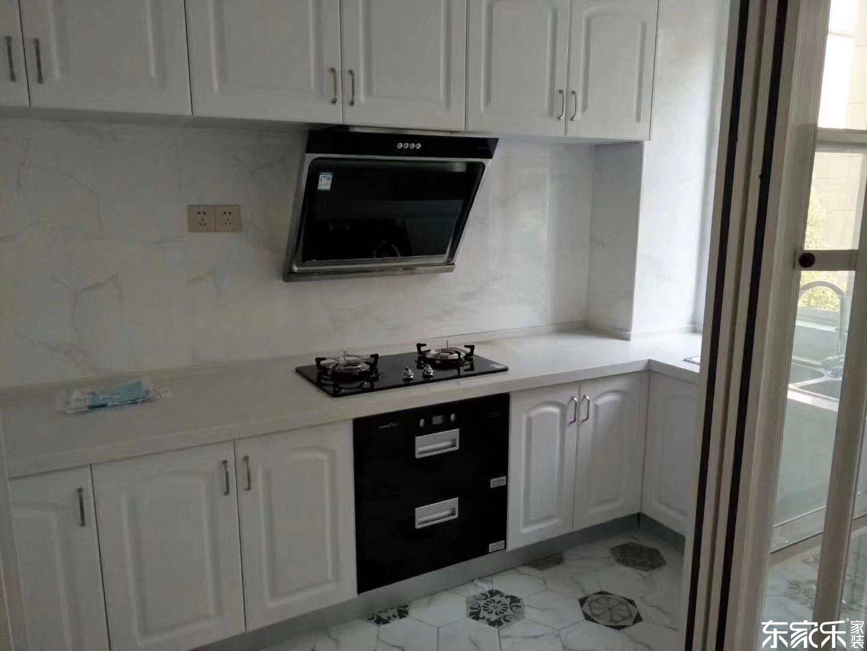 长沙120平现代简约风格厨房装修效果图