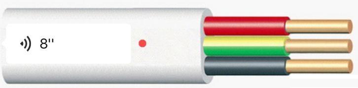 家装电线颜色示意图